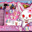 Sanrio Japan Jewelpet Letter Set with Stickers 2011 Kawaii