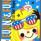 Crux Japan Funny & Fun Mini Memo Pad Kawaii