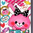 Crux Japan Pocket Rabbit Mini Memo Pad Kawaii