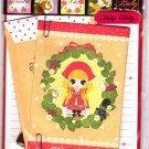 Q-Lia Japan Dolly Dolly Letter Set with Stickers Kawaii