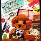 Q-Lia Japan Puppy's Memory Mini Memo Pad Kawaii