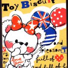 Crux Japan Toy Biscuit Mini Memo Pad Kawaii