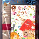 Q-Lia Japan Mish Mash Letter Set Kawaii