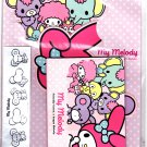 Sanrio Japan My Melody and Friends Letter Set with Stickers 2011 Kawaii