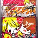 Kamio Japan Kiss Me Letter Set with Stickers (A) Kawaii