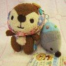 San-X Japan Kireizukinseikatu Mascot Plush Strap 2011 New with Tag Kawaii
