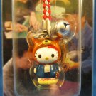 Sanrio Japan Hello Kitty Regional Mascot Charm Strap 2008 Kawaii