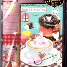 Q-Lia Japan Bear's Little Cafe Letter Set Kawaii