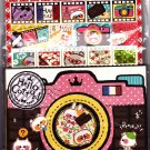 Q-Lia Japan Hello Cotton Letter Set with Stickers Kawaii