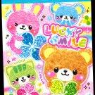 Pool Cool Japan Lucky Smile Mini Memo Pad Kawaii