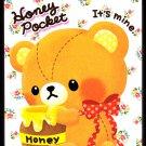 Pool Cool Japan Honey Pocket Mini Memo Pad Kawaii