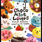Crux Japan Choco Mint Lovers Mini Memo Pad Kawaii