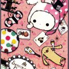 San-X Japan Sentimental Circus  Memo Pad with Stickers (A) 2010 Kawaii