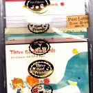 Crux Japan Three Good Friends Letter Set with Stickers Kawaii