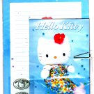 Sanrio Japan Hello Kitty Mermaid Letter Set with Stickers 2000 Kawaii