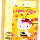 Sanrio Japan Hello Kitty Bee Letter Set with Stickers 2000 Kawaii