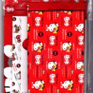 Sanrio Japan Hello Kitty Ribbon Letter Set (B) 2011 Kawaii