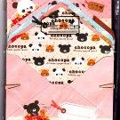 San-X Japan Chocopa Letter Set (B) 2012 Kawaii