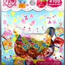 Pool Cool Japan Moco Chop Sticker Sack (B) Kawaii