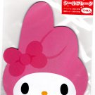 Sanrio Japan My Melody Sticker Sack by Kamio 2010 Kawaii