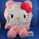 Sanrio Japan Panda Hello Kitty Big Plush 2011 New with Tag Kawaii
