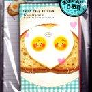 Kamio Japan Sweet Cafe Kitchen Letter Set Kawaii