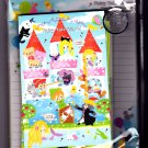 Kamio Japan Fairy Tale World Letter Set Kawaii