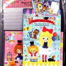 Kamio Japan Magical Funny World Letter Set Kawaii