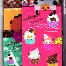Q-Lia Japan Whipped Cream Letter Set with Bookmark Kawaii