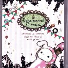 San-X Japan Sentimental Circus Memo Pad with Stickers (B) 2011 Kawaii