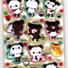 San-X Japan Chocopa Marshmallow Sticker Sheet 2012 (B) Kawaii
