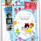 Kamio Japan Fairy Tale World Letter Set with Stickers (A) Kawaii