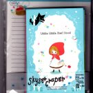 Kamio Japan Little Little Red Hood Letter Set Rare Kawaii