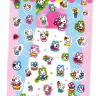 Crux Japan Sweet Minichan Sticker Sheet Kawaii