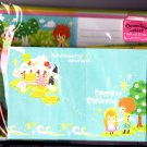 Crux Japan Story of Children Letter Set with Stickers Rare Kawaii