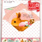 Crux Japan Angel Rabbit Letter Set with Stickers Kawaii