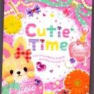 Q-Lia Japan Cutie Time Mini Memo Pad Kawaii