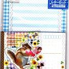 NPL Japan I Love Sweets Letter Set with Stickers Kawaii