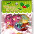Steadfast Japan Winter Series Christmas Sticker Sack Kawaii