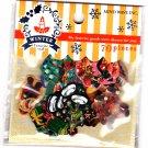 Mind Wave Japan Winter Favorite Seal Christmas Sticker Sack Kawaii