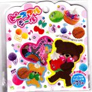 Mind Wave Japan Biscuit Bears Sticker Sack Kawaii