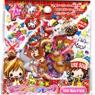 Crux Japan Happy Charm Sticker Sack Kawaii