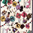 San-X Japan Sentimental Circus Memo Pad (A) 2011 Kawaii