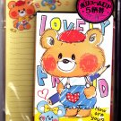 Kamio Japan Lovely Friend Letter Set Kawaii
