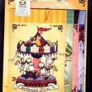 San-X Japan Sentimental Circus Letter Set 2012 Kawaii