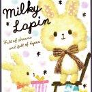 Crux Japan Milky Lapin Mini Memo Pad Kawaii