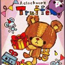 Kamio Japan A Clockwork Truffe Mini Memo Pad Kawaii