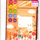 Crinos Japan Another Day Letter Set with Stickers Kawaii