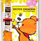 Pool Cool Japan Chitch Chouchou Letter Set with Stickers Kawaii