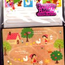 Kamio Japan Little Humming Story Letter Set with Stickers Kawaii